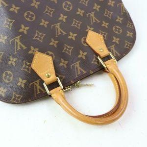 Louis Vuitton Bags - Auth Louis Vuitton Alma Hand Bag #1408L18